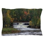 Lower Tahquamenon Falls Pillow Case