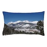 Rocky Mountain National Park Pillow Case