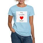My cousin loves me Women's Light T-Shirt