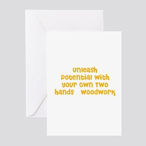 Unleash Potential With Your O Greeting Cards (Pack
