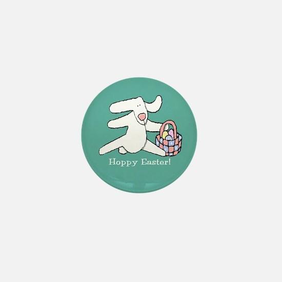 Hoppy Easter! Mini Button