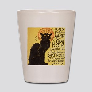 Chat Noir Cat Shot Glass