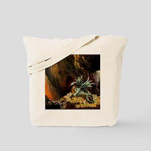 Dragons Lair full light Tote Bag