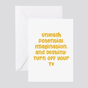 Unleash Potential, Imaginatio Greeting Cards (Pack