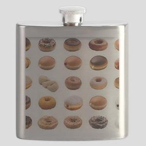 Doughnuts Flask