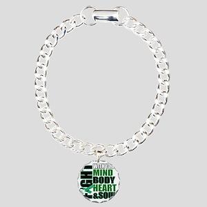 Fight copy Charm Bracelet, One Charm