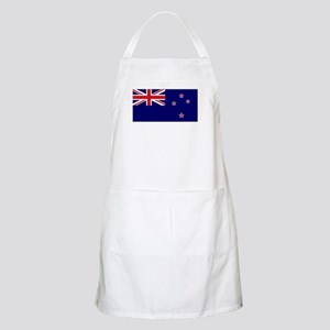 New Zealand flag BBQ Apron