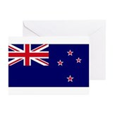 New zealand Greeting Cards (10 Pack)