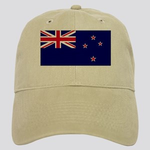 New Zealand flag Cap
