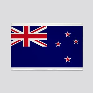 New Zealand flag Rectangle Magnet