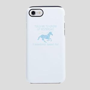 Riding My Unicorn iPhone 7 Tough Case