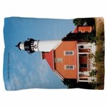 Au Sable Point Lighthouse Pillow Sham