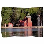 Sand Point Lighthouse Baraga Pillow Sham