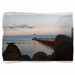 Duluth Harbor North Pier Light Pillow Sham