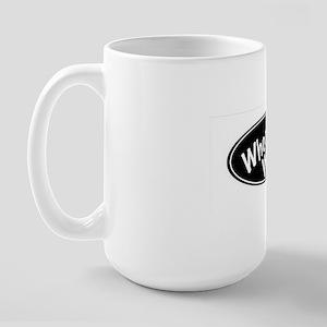 Whoop! Whoop! Large Mug