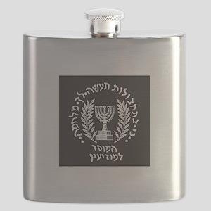 MOSSAD Flask