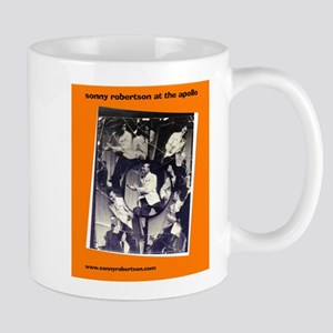 Sonny Robertson at the Apollo Mug