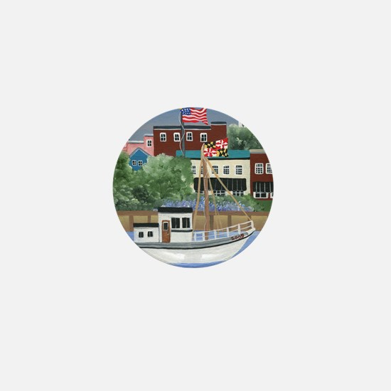 Annapolis View Mini Button