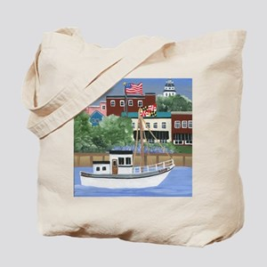 Annapolis View Tote Bag