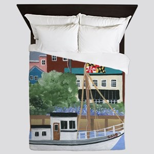 Annapolis View Queen Duvet
