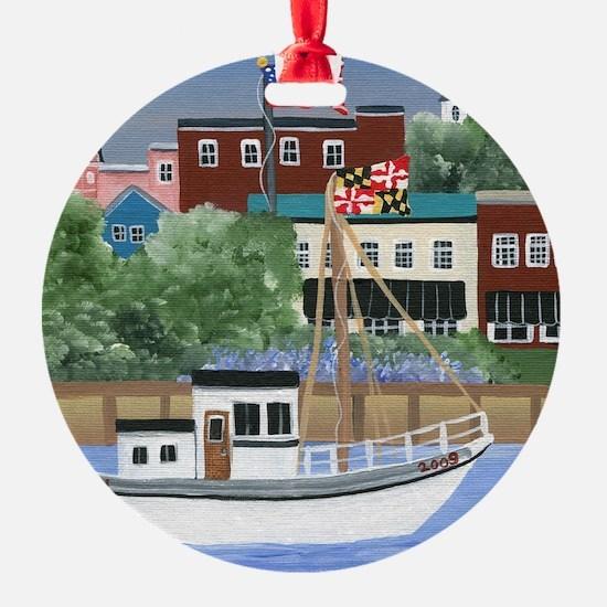Annapolis View Ornament