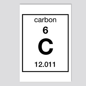 Carbon Postcards (Package of 8)