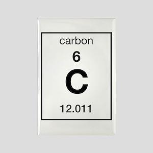 Carbon Rectangle Magnet