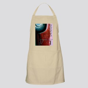 My Fuel - iPad mini Apron