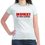 Nuke Jr. Ringer T-Shirt