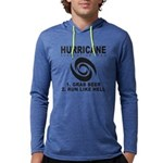 Hurricane Evacuation Plan Long Sleeve T-Shirt