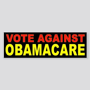 OBAMACARE VOTE AGAINST_001 Bumper Sticker