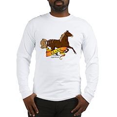 Idaho Horse Long Sleeve T-Shirt
