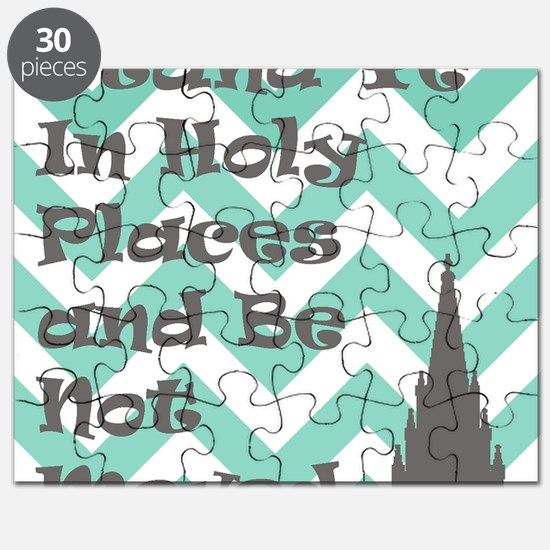 Stand Ye in Holy Places and Be Not Moved Puzzle