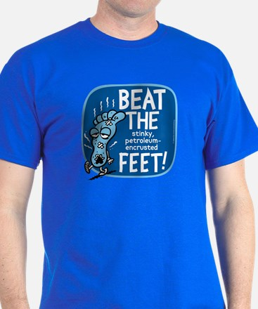Beat the Stinky Feet! T-Shirt