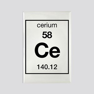 Cerium Rectangle Magnet