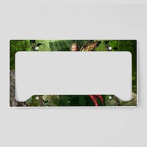 twtf_laptop_skin License Plate Holder