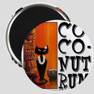 Coconut Rum Magnet