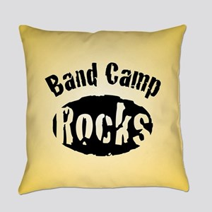 Band Camp Rocks Everyday Pillow