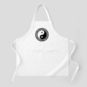 Yin & Yang Meanings BBQ Apron