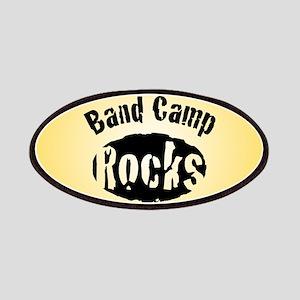 Band Camp Rocks Patch