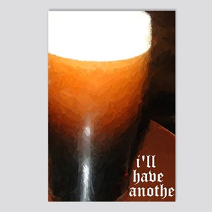 ill have another stout Postcards (Package of 8)