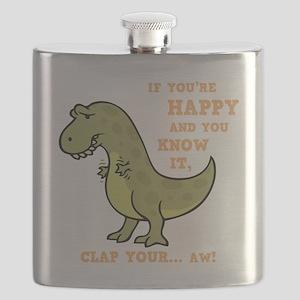 t-rex-clap-2-DKT Flask