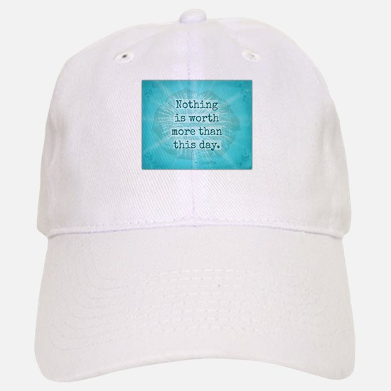 nothing worth more ... Baseball Baseball Baseball Cap