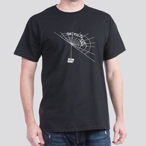 Charlotte's Web of Lies WhtLtr Dark T-Shirt