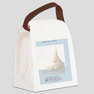 Brendans Boat Back Canvas Lunch Bag
