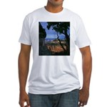 Natures Window - Grand Canyon Fitted T-Shirt