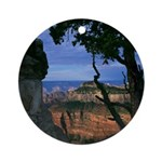 Natures Window - Grand Canyon Ornament (Round)