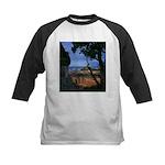 Natures Window - Grand Canyon Kids Baseball Jersey