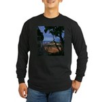 Natures Window - Grand Canyon Long Sleeve Dark T-S