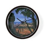 Natures Window - Grand Canyon Wall Clock